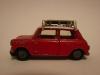 Corgi Toys Mini Cooper Monte Carlo Winner