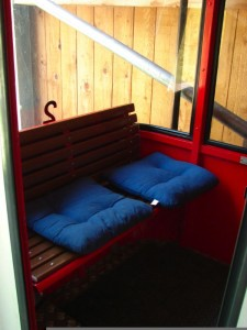 Sitzkissen Bord