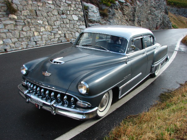 Swiss DeSoto Powermaster 1953 4-Door Sedan