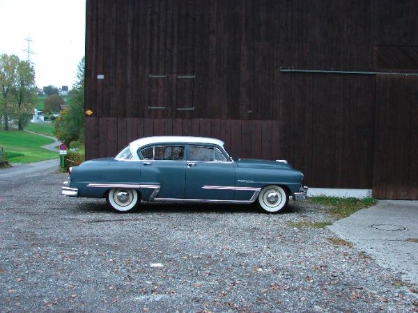 1953 DeSoto Powermaster Sedan