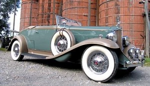 Packard Light Eight